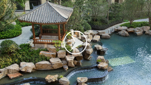 园林施工视频