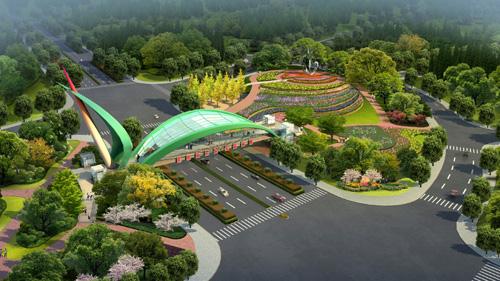 景区公园花海工程