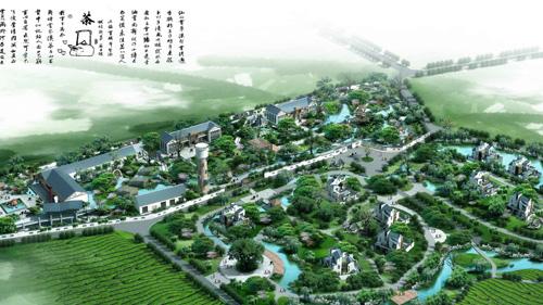 休闲农业景观工程