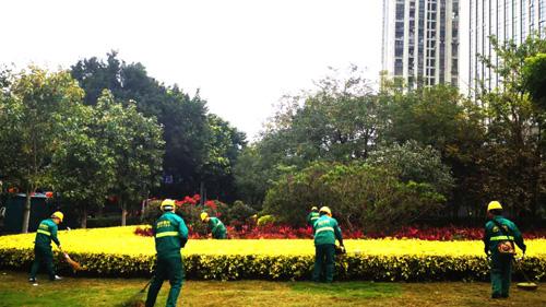 绿化养护服务