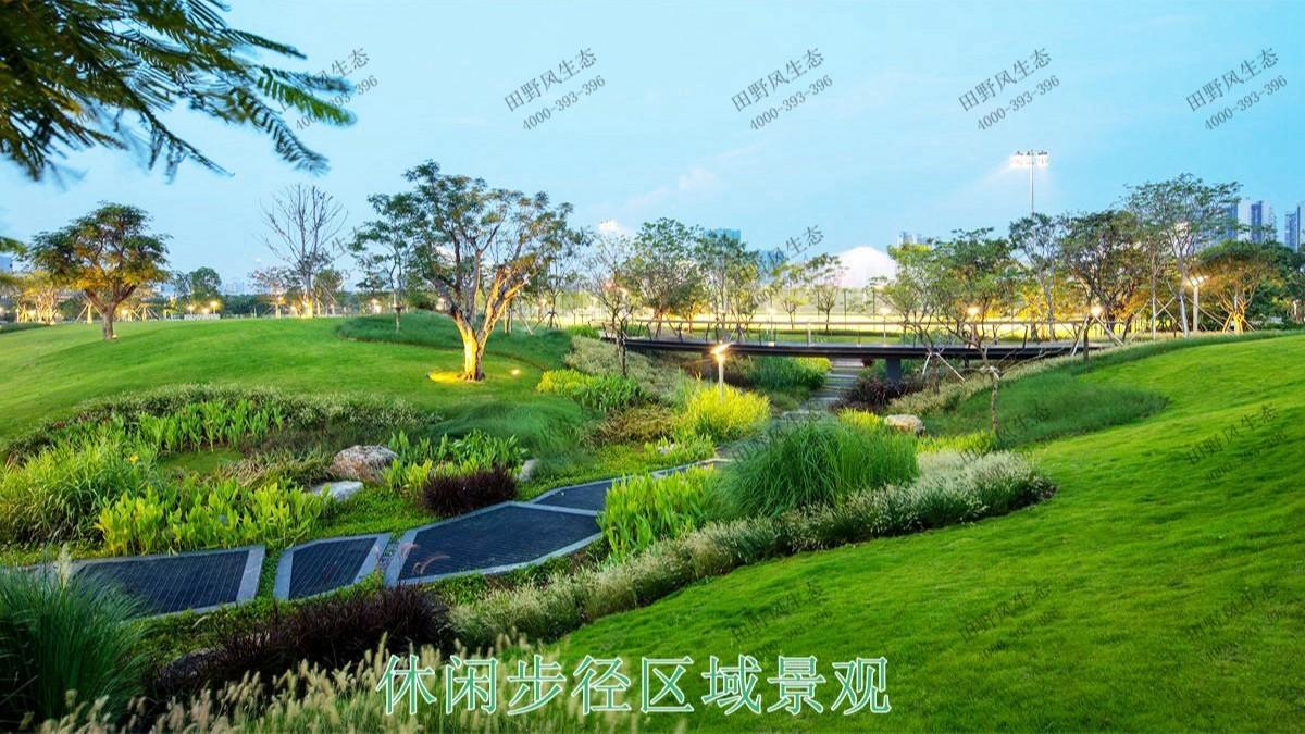 广州亚运城园林工程