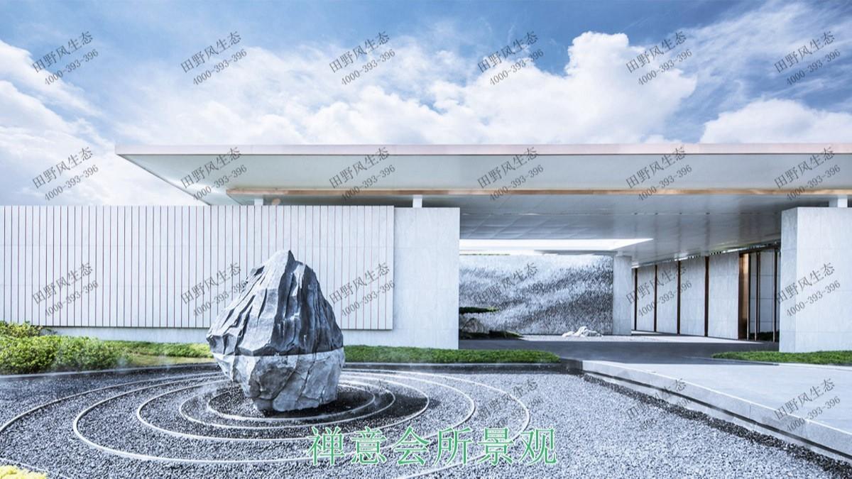 深圳合力花园园林景观工程