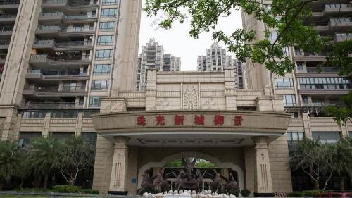 广州珠光新城御景小区绿植花卉租摆方案