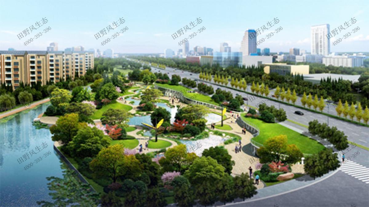 园区地产生态修复