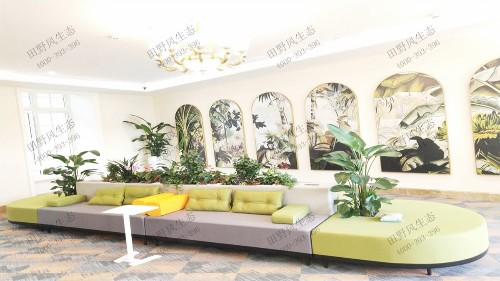 写字楼植物租赁