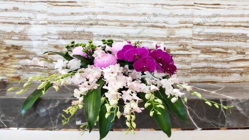 鲜花花艺植物租摆解决方案