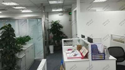 广州金利来大厦办公室花卉植物租赁案例
