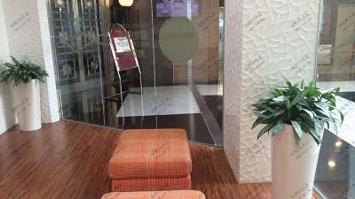 广州时代广场植物花草租赁案例