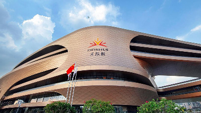 让自然伴随你工作,广州无限极广场植物租赁服务进场