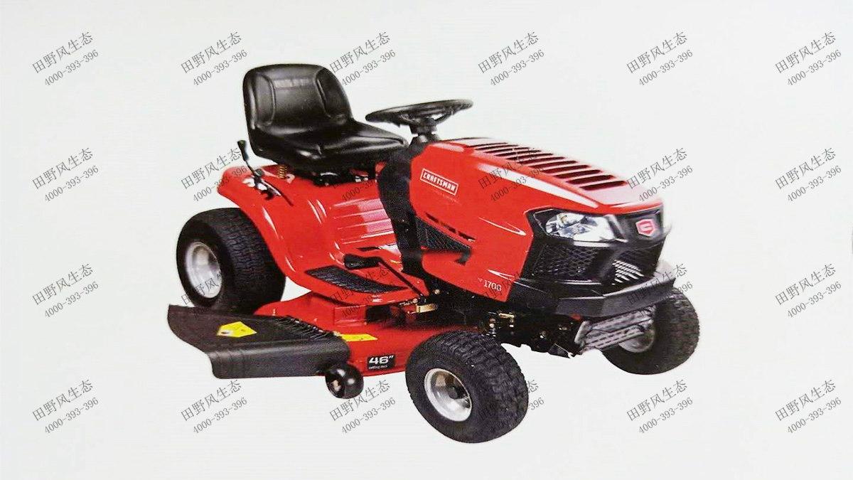 5驾驶式草坪修剪车