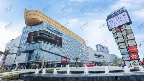 广州安华汇商场植物花卉组合租摆方案