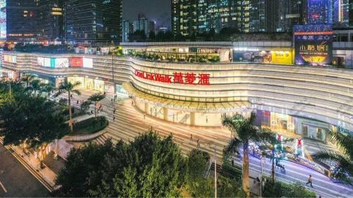 广州万菱汇广场组合景观租赁方案