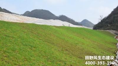 客土边坡喷播植草是什么,怎么实现边坡复绿的?