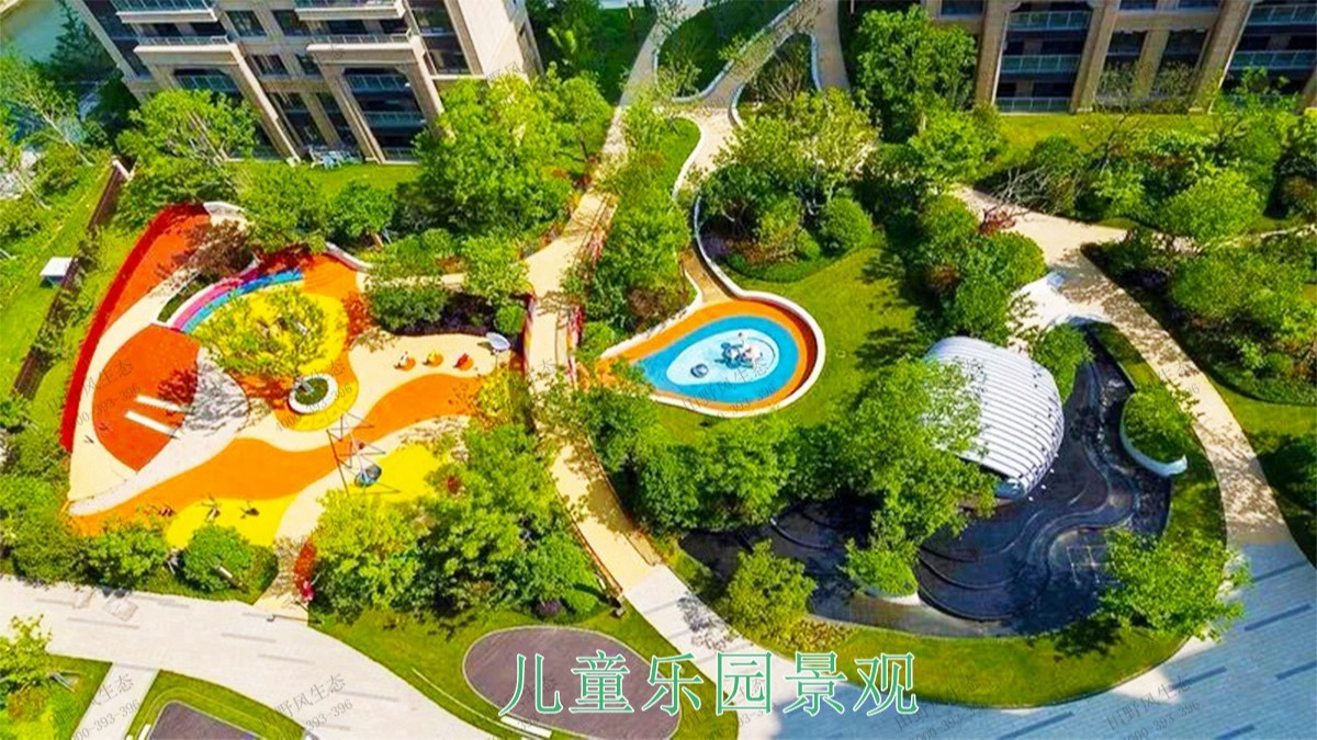 广东保利地产花园景观工程