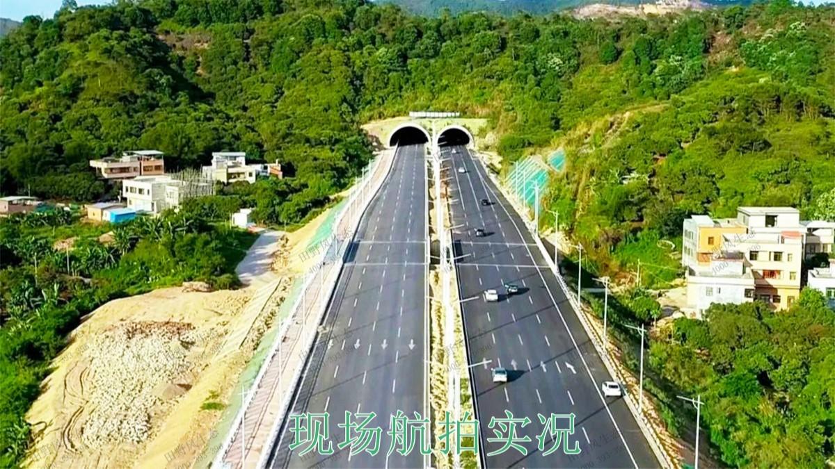 广东惠州四环路园林景观工程