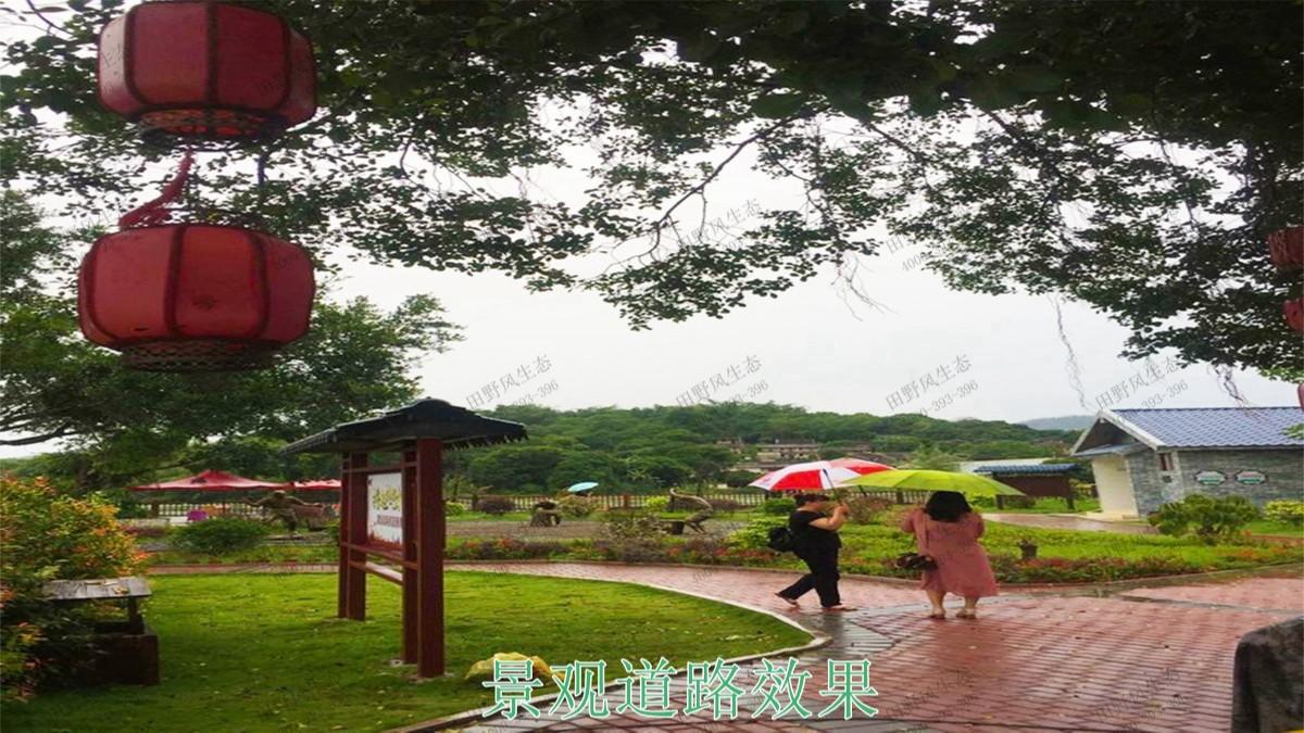 潮州市美丽乡村工程项目