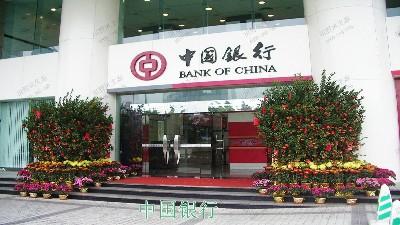 年花订购配送服务中国银行合作案例