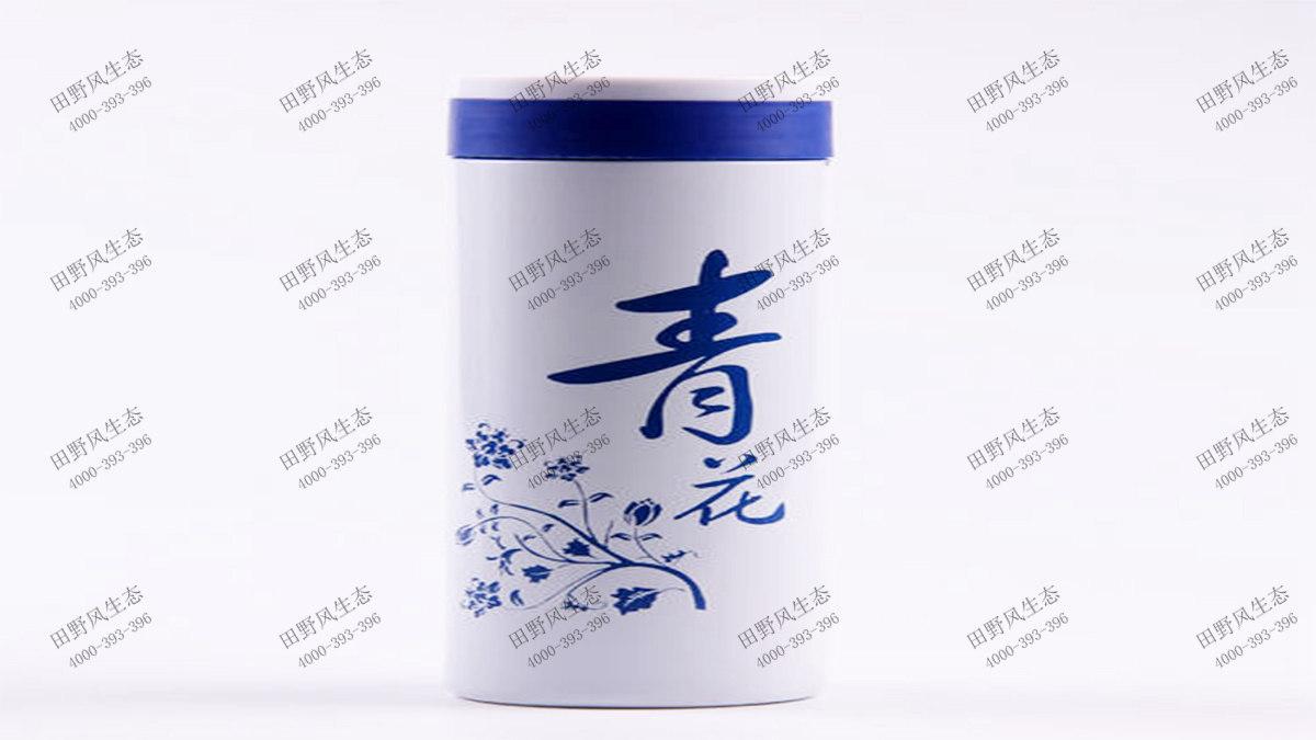5青花瓷花盆