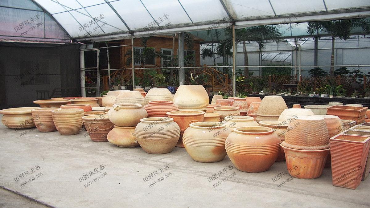 8原陶花盆
