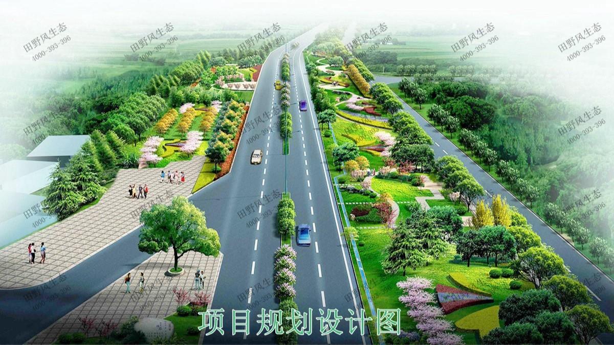深圳光明市政园林工程