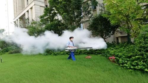 室外绿化除虫
