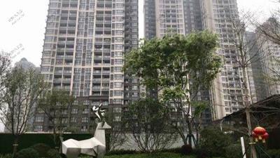 广州融创文旅城小区植物花卉养护案例