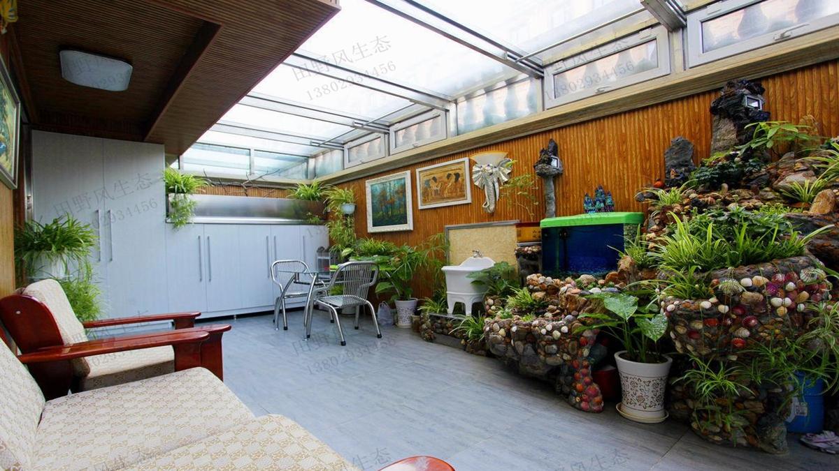 广州TIT创意园植物租摆